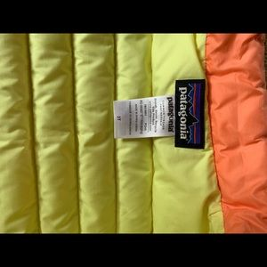 Kids 3T Patagonia Puffer jacket